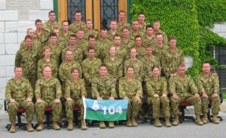 104 Sig Sqn, 1CSR Exercise Photo - Click for Large View