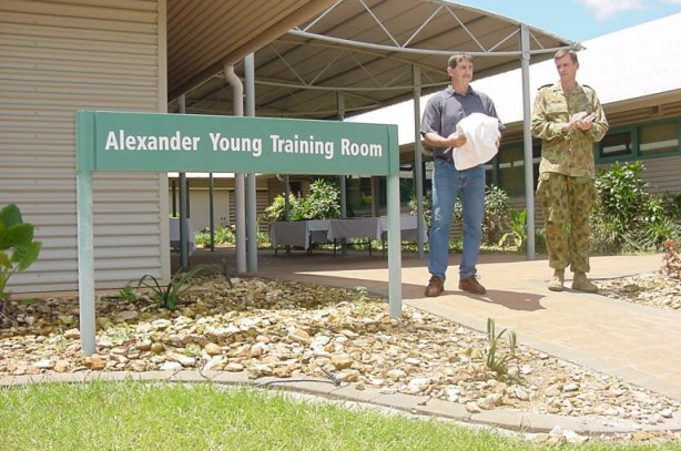 The Alexander Young Training Room